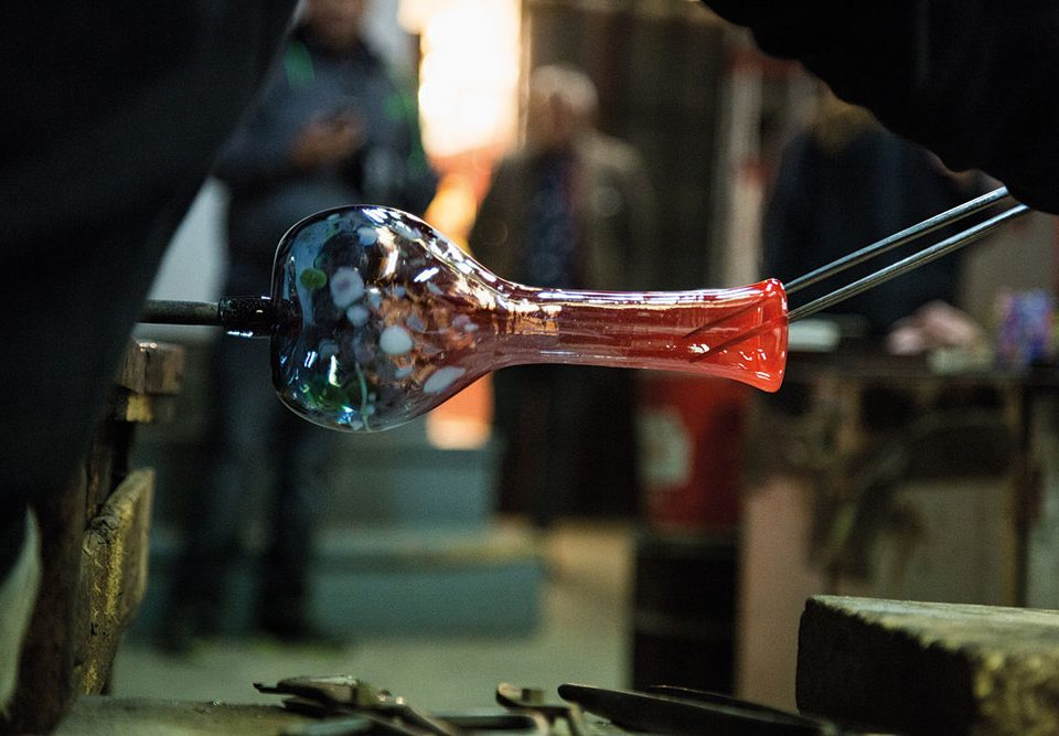 Glass Factory Venice