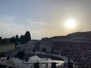 Sicilia greek theatre