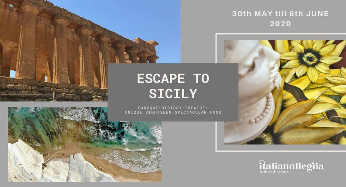 escape to sicily